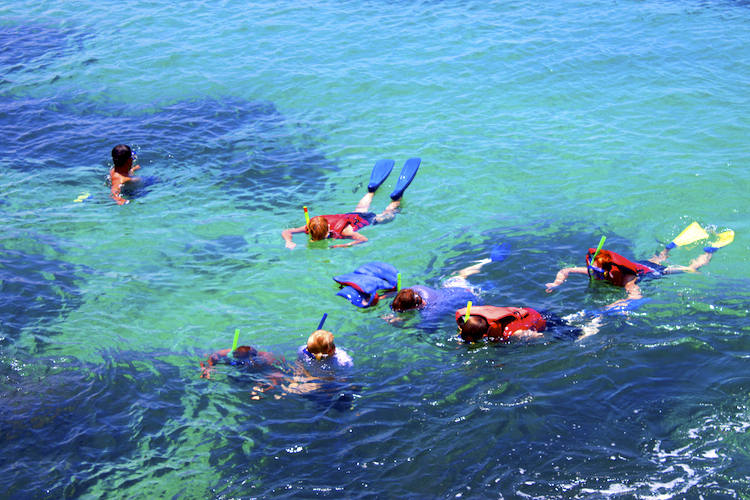 Activities in Huatulco
