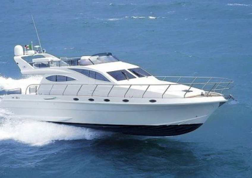 Speedboat Bravo 410 (2018)