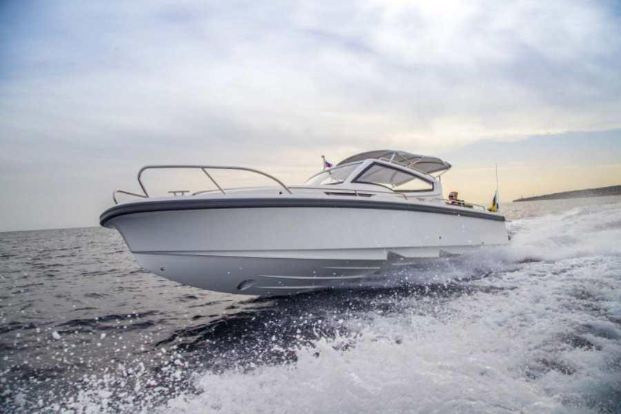 Speedboat Bravo 410 - 2017…