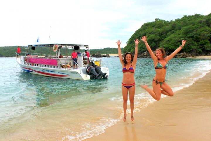 Tour en Barco por Bahias…
