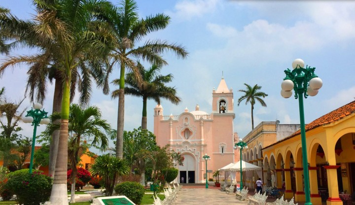 Tour Tlacaltalpan y Alvarado…